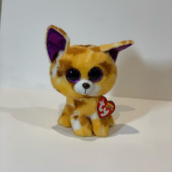 TY Beanie Boo Plush Pablo the Chihuahua 6 SG/_B01EQ57T62/_US